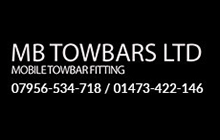 MB Towbars LTD