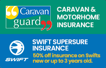 Safeguard Caravan Insurance - receive a discount when you quote 'Homestead Caravans'