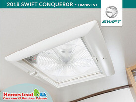 2018 Swift Conqueror Omnivent