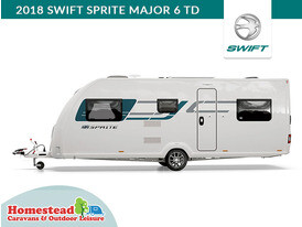 2018 Swift Sprite Major 6 TD Side