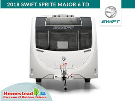 2018 Swift Sprite Major 6 TD Nose