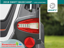 2018 Swift Basecamp LED Light Cluster