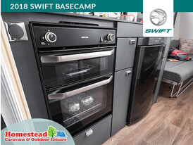 2018 Swift Basecamp Oven