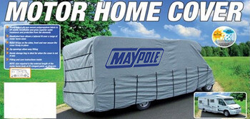 Maypole Motorhome Cover Review - Get Ready for Winter