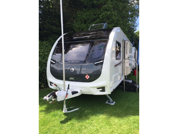 2017 Swift Challenger 560 Caravan