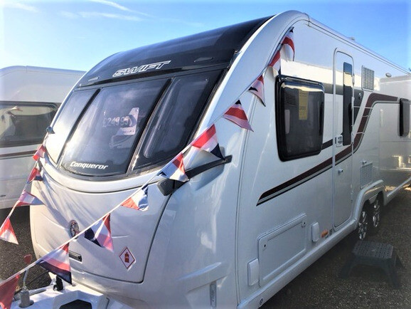 2016 Swift Conqueror 650