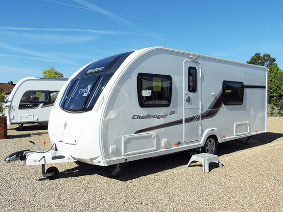 2013 Swift Challenger 570