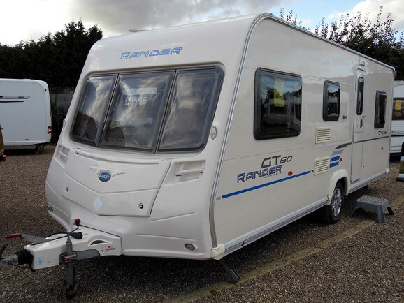 Elegant Used Touring Caravans For Sale In ESSEX On Auto Trader Caravans