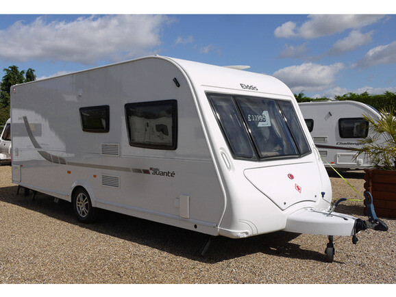 2012 Elddis Avante 540 Caravan For Sale