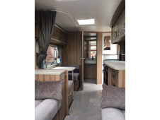 2018 Swift Challenger 530 with Lux Pack and Alde Heating