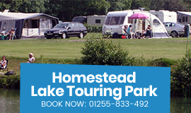 Luxury holiday lodges in Essex available for sale at Homestead Lake Country Park