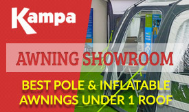Visit our dedicated Kampa Awning Showroom
