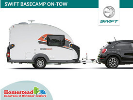 Swift Basecamp On Tow