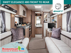 Swift Elegance 480 Front to Rear