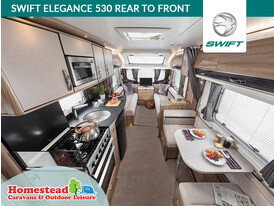 Swift Elegance 530 Rear to Front