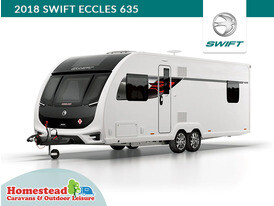 2018 Swift Eccles 635 Side View