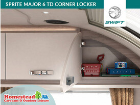 Swift Sprite 6 TD Corner Locker