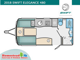 2018 Swift Elegance 480 Floor Plan