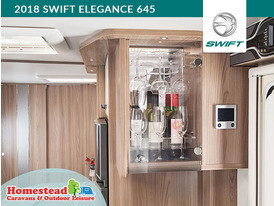 Swift Elegance 645 Cocktail Cabinet