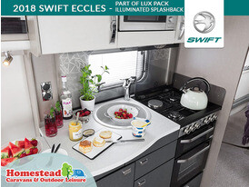 2018 Swift Eccles Illuminated Splashback