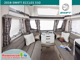 2018 Swift Eccles 510 Front Lounge