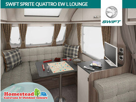 Swift Sprite Quattro EW L Lounge
