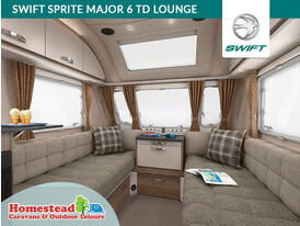 Swift Sprite 6 TD Front Lounge