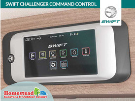 Swift Challenger Command Control