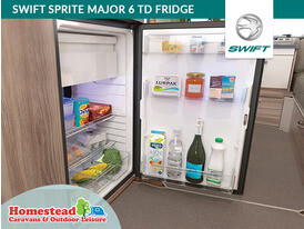 Swift Sprite -6 TD Fridge