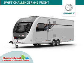 Swift Challenger 645 Front
