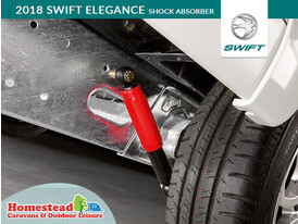 2018 Swift Elegance Shock Absorber