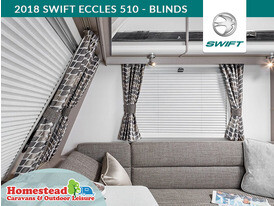 2018 Swift Eccles 510 Blinds