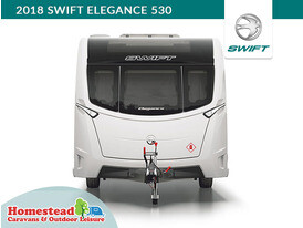 2018 Swift Elegance 530 Nose View