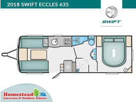 2018 Swift Eccles 635 Floor Plan