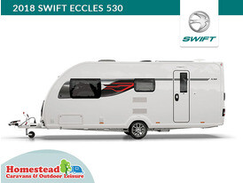 2018 Swift Eccles 530 Side On