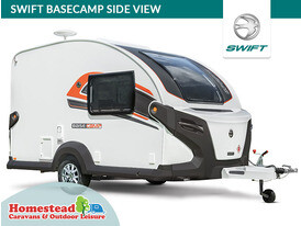 Swift Basecamp Side View
