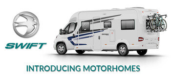 Introducing Swift Escape Motorhomes & Swift Select Van Conversions