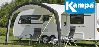 Here comes the sun with Kampa Sunshine AIR Pro Sun Canopy