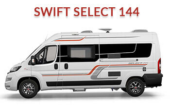 Swift Select Motorhome