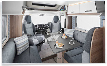 2019 Swift Escape 604 Lounge