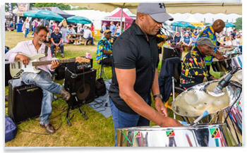 Suffolk Show Music