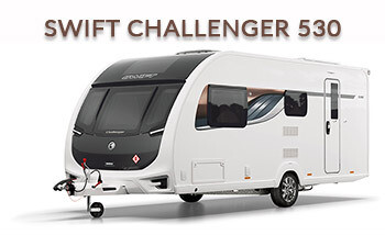 2018 Swift Challenger 530 exterior view