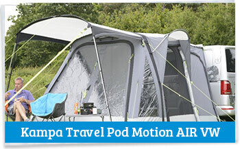 Kampa Travel Pod Motion AIR VW Awning