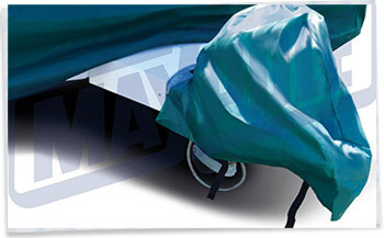 Maypole Premium Cover with FREE Hitch Cover