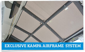 Exclusive Kampa AIRFrame System