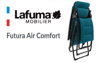 Lafuma Futura Air Comfort folded