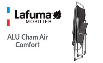 ALU Cham Air Comfort folded
