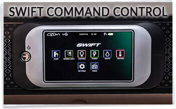 Swift Command Control Panel