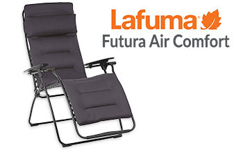 The Futura Air Comfort in Black