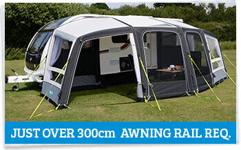 Kampa AIR Awning Features Designed to Make a Difference